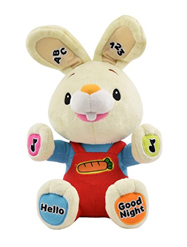 Baby First TV - Play & Sing Harry the Bunny Interactive Toy, Stuffed Animal...