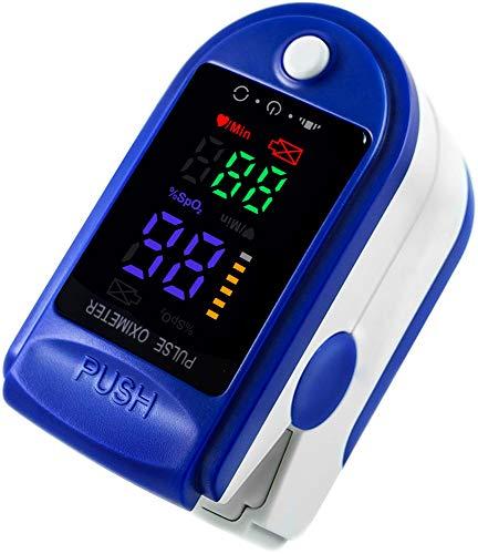 MD300C5 - Pulsoxímetro de dedo infantil con pantalla led OxyWatch 🔥