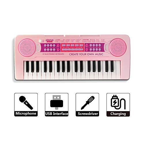 SAOCOOL Kids Piano Toys,...