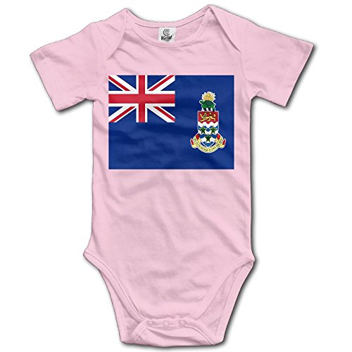 ONE SUIT Flag of The Cayman Islands Cute Baby Onesies Infant Clothes Boys Girls Bodysuit Jumpsuit Rompers Baby Outfits