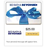 Bed Bath and Beyond Gift Cards Configuration Asin - Email Delivery