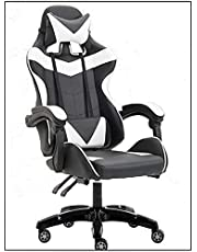 YALLA OFFICE Gaming Chair - PC Computer Chair for Gaming, for Office, for Students -Ergonomic Lumbar Back Support Pain Relief