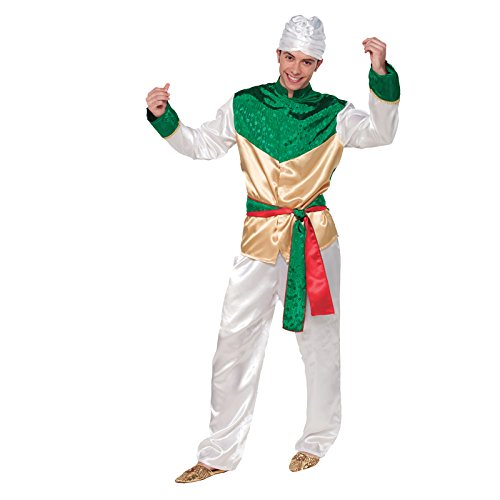 Eurocarnavales - Cs926285/m - Costume Bollywood Homme Taille M