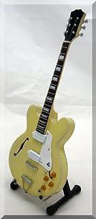 JOHN LENNON Miniatura Guitarra BEATLES