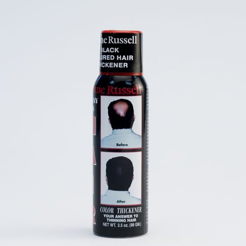 Jerome Russell All items Limited time trial price free shipping Hair Color 3.5oz Thickener - Black