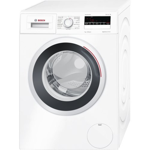 Bosch WAN24260ES Independiente Carga frontal 7kg 1200RPM A+++-10% Blanco - Lavadora (Independiente, Carga frontal, Blanco, Giratorio, Tocar, Izquierda, LED)