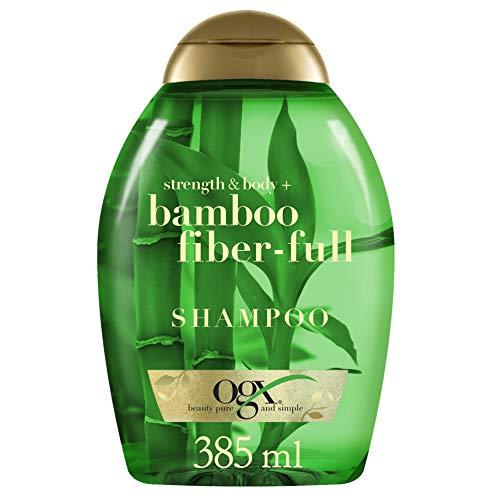 OGX Bamboo Fiber-Full Shampoo, 385 ml