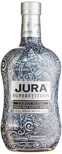 Jura SUPERSTITION Single Malt Scotch Whisky TATTOO Special Edition 43% Vol. 0,7 l, 101546694