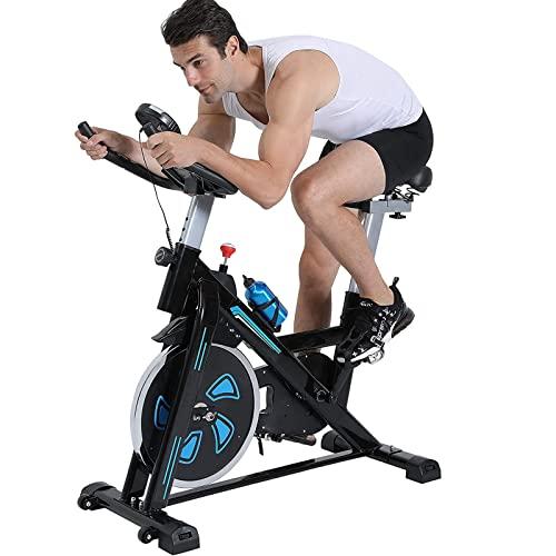Inicio Ejercicio Spinning Bike Silent Ejercicio Bicicleta Pedal Pedal Fitness Equipment