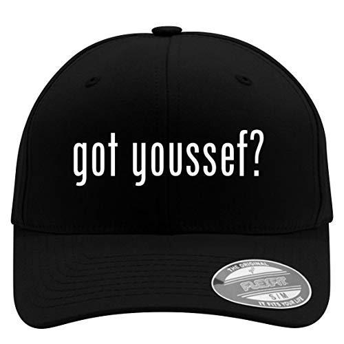 got Youssef? - Flexfit Adult Men's Baseball Cap Hat, Black, Large/X-Large