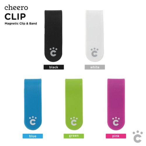 cheero『CLIP(CHE-306)(5色セット)』