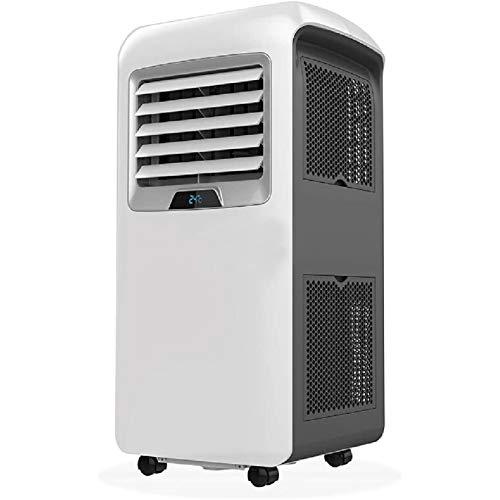 ZYFWBDZ Aire Acondicionado portátil de refrigeración y calefacción - Unidad de Aire Acondicionado de 12000 BTU con Control Remoto - Calentador móvil y Ventilador de refrigeración, Clase energética A