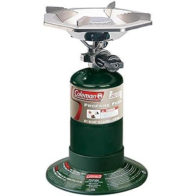 Coleman Gas Camping Stove | Bottletop Propane Stove, 1 Burner