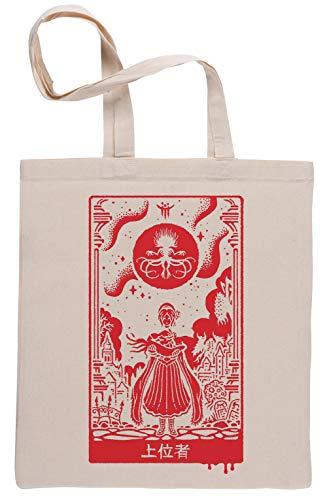 Überlegen Einsen Wiederverwendbar Einkaufstasche Reusable Beige Shopping Bag