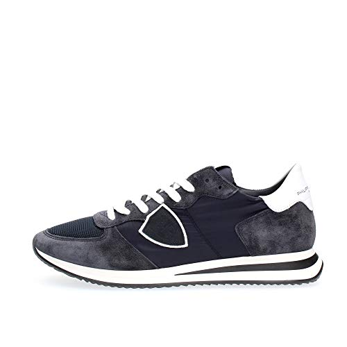 Philippe Model Sneakers Trpx Basic Bleu Uomo Mod. TZLU 44