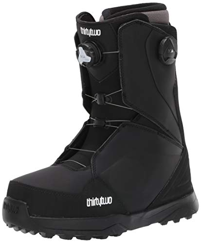 ThirtyTwo Lashed Double Boa Snowboard Boots 47 EU Black