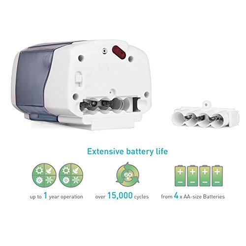 700 ml automatische contactloze sensoren om de zeep vloeibare zeep bakje hangend inrichting badkamer