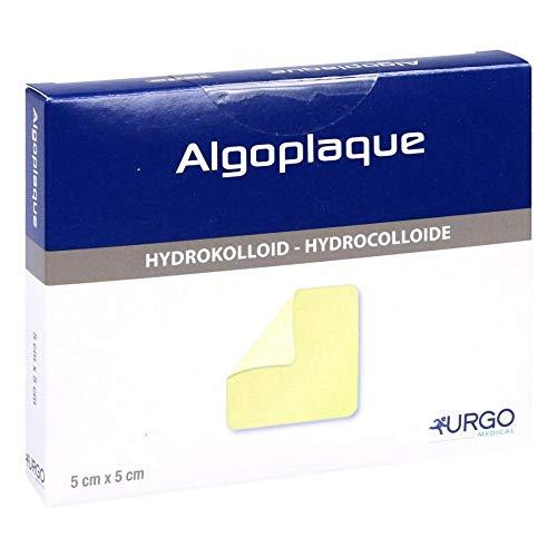 ALGOPLAQUE 5x5 cm flexib.Hydrokolloidverb. 10 St