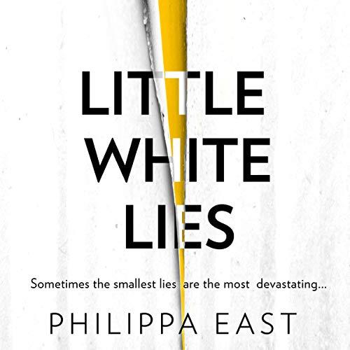 Page de couverture de Little White Lies