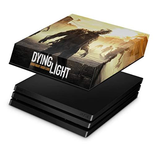 Capa Anti Poeira para PS4 Pro - Dying Light