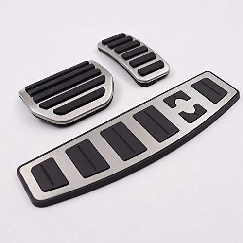 YXSMBP Auto accessoire.Voor Land Range Rover Sport/Discovery 3 4 Lr3 Lr4 Gas Accelerator Footrest Modified Pedal Pad Refit Sticker