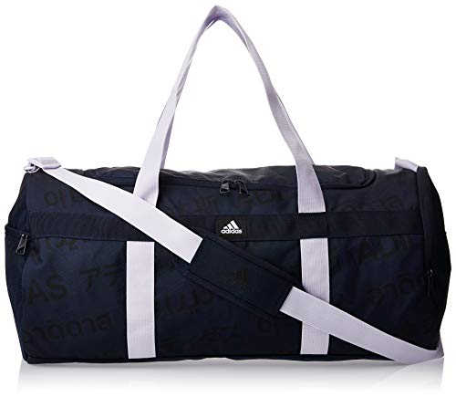 adidas 4Athlts Duf MG Bolsa, Unisex Adulto, Tinley/Matpur/Negro, Talla Única
