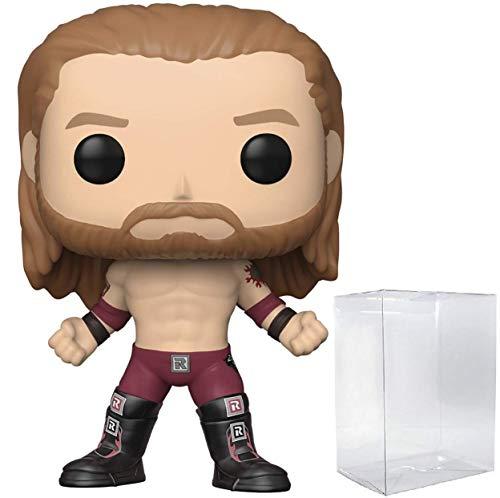 Funko Pop! WWE Edge Vinyl Figure (Includes Compatible Pop Box Protector Case)