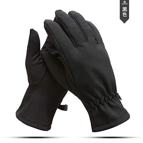 unbrand WEIERK Outdoor Sport Warme Fleecehandschuhe Winddichte Skid Riding Tactical Gloves Sonnencreme