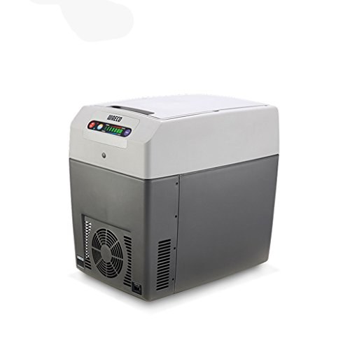 Best Deals! Car Refrigerator Refrigeration Temperature Control Heating and Cooling Box Car Mini Refrigerator 12V/24V