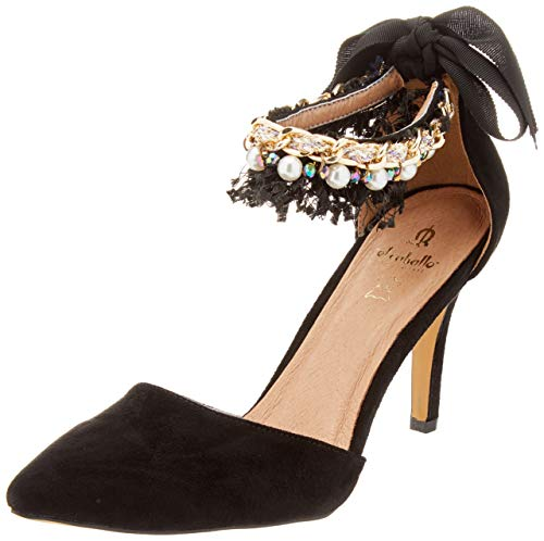 EL CABALLO Coria, Zapato de tacón Mujer