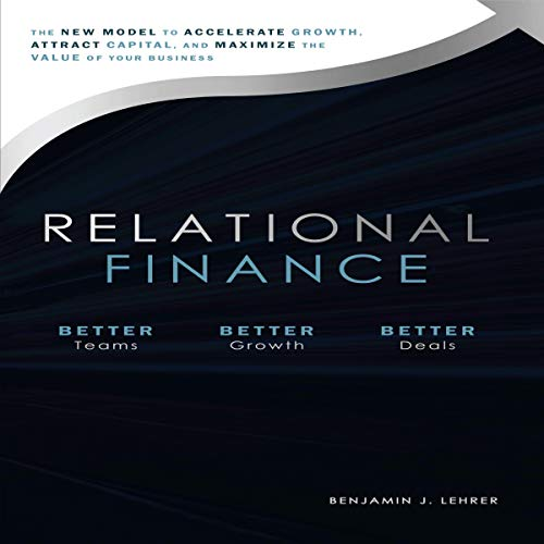 Relational Finance  By  cover art