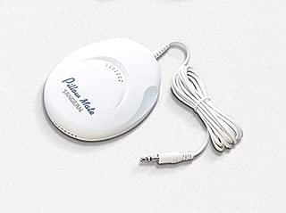 New sangean Portable almohada con altavoces para usar con cualquier, Socket de radio cassette, radio despertador, reproductor de CD o otros equipos equipado con un Auriculares de 3,5ÿmm de radio