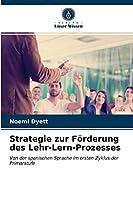 Strategie zur Foerderung des Lehr-Lern-Prozesses