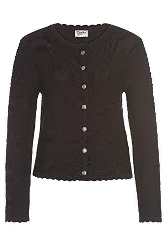 Distler Original Trachtenjacke für Damen schwarz,36