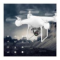 ドローンQuadrocopter、カメラ4K Profesional Wifiワイドアングル写真超長寿命リモコン玩具 (色 : 4K Camera Black)