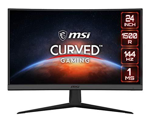 MSI Optix G24C6 - Monitor curvo Gaming de 23.6
