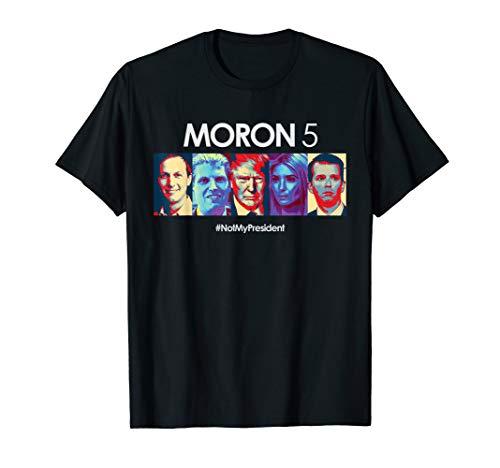 Funny Anti Trump Shirt Hate Donald Political Democrat 86 45 T-Shirt