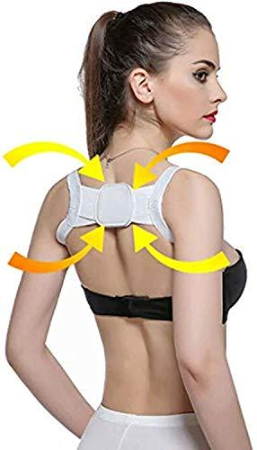 Corrector de Espalda De Postura Mujer Fajas para Dolor De Espalda Chaleco Ortopedico