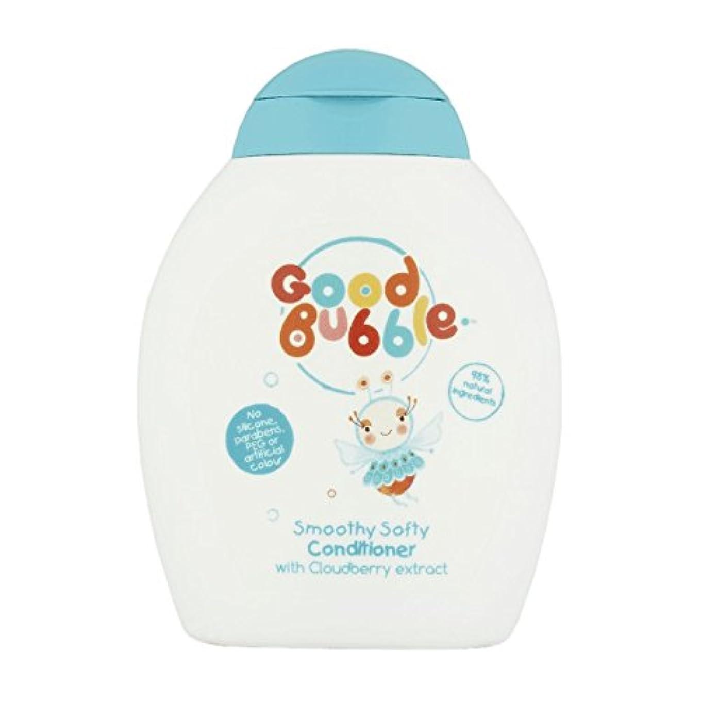 隔離卒業記念アルバム程度Good Bubble Cloudberry Conditioner 250ml (Pack of 6) - 良いバブルクラウドベリーコンディショナー250ミリリットル (x6) [並行輸入品]