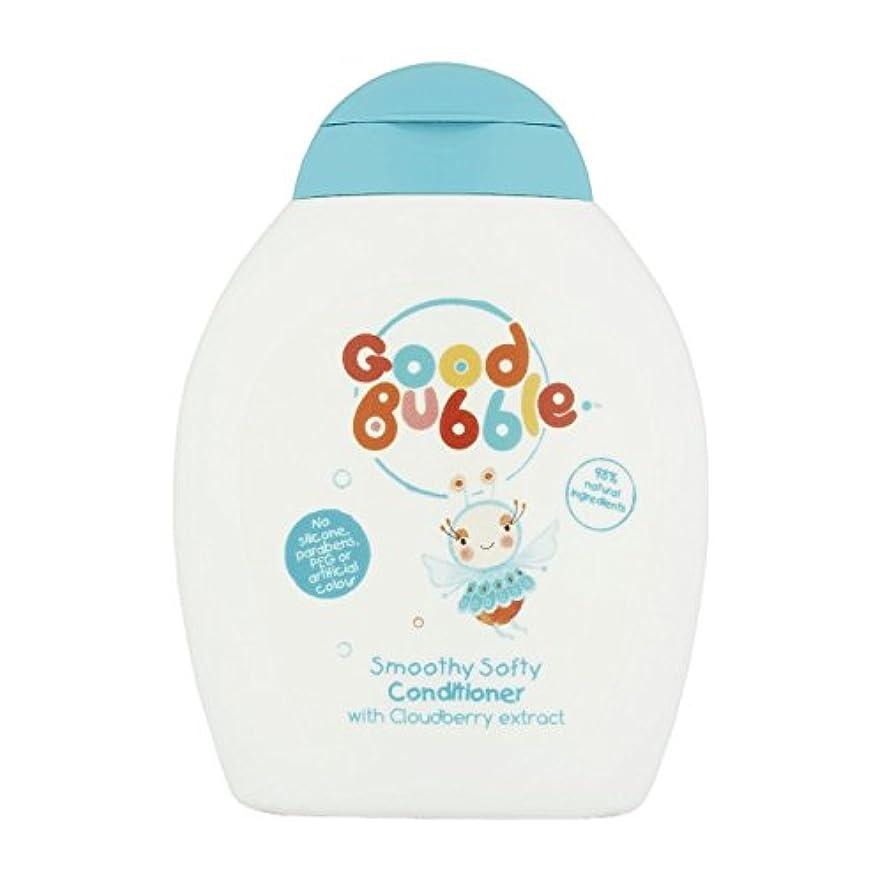 ハイブリッド氷顧問Good Bubble Cloudberry Conditioner 250ml (Pack of 6) - 良いバブルクラウドベリーコンディショナー250ミリリットル (x6) [並行輸入品]