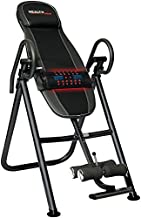 Health Gear ITM4.5 Adjustable Heat & Massage Inversion Table - Heavy Duty up to 300 lbs.