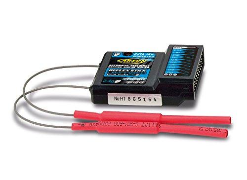 Carson 500501531 - Empfänger Reflex Stick Touch, Zubehör, 10-Kanal