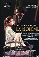 Giacomo Puccni - La Boheme / Freni, Pavarotti, Quilico, Ghiaurov, Tojo. Severini, Zambello (San Francisco Opera) [DVD] [Import]