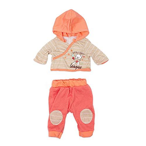 ZEEREE Ropa para Muñecos Bebé New Born Baby Doll, Trajes