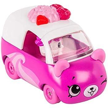Shopkins Cutie Cars #12 Frozen Yocart with Mi   Shopkin.Toys - Image 1
