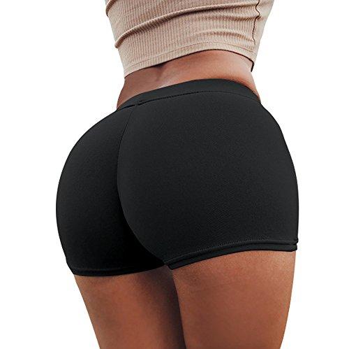 NUSGEAR Mujer Pantalones Corta, Elásticos Mallas Pantalones Patchwork Moda Cortos Pantalones Fitness Mallas Gym Yoga Slim Fit Pants Leggings Cintura Alta Deportivos Running Aptitud Pantalon Polainas