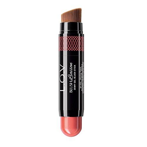 L.O.V - BLUSH LIAISON dewy gel blush stick 020