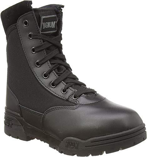 Magnum Classic, Work Boots Unisex Adulto, Negro - Black (Black 021), 48 EU
