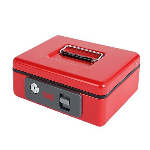 FAC 25006 Caja de caudales, Rojo