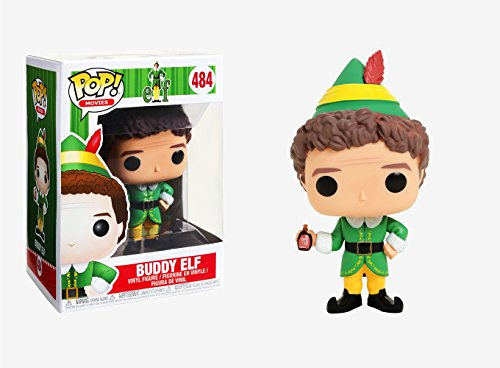 Funko Pop Movies: Elf - Buddy (Styles May Vary) Collectible Vinyl Figure